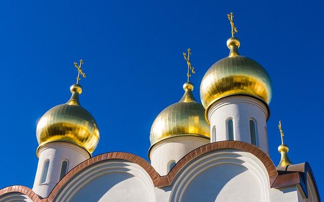 Rosyjska Cerkiew - Tłumaczenia Koncepcja